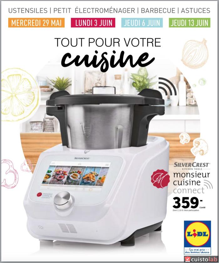 Monsieur Cuisine Connect La Razzia