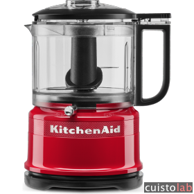 Très compact, le mini robot Kitchenaid