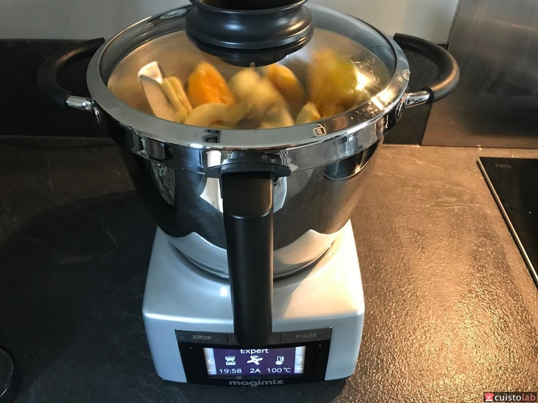 Thermomix Ou Magimix Que Choisir choisir le meilleur robot cuiseur en 2018 : top et comparatif