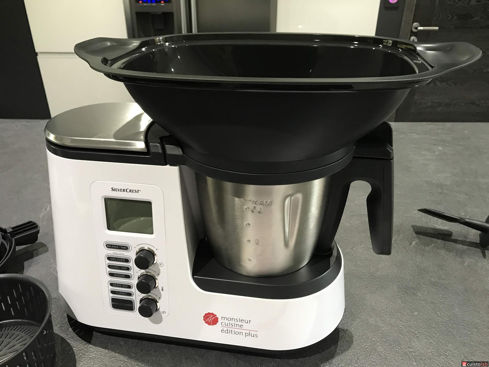 Nouvelle Sortie Du Robot Monsieur Cuisine Lidl