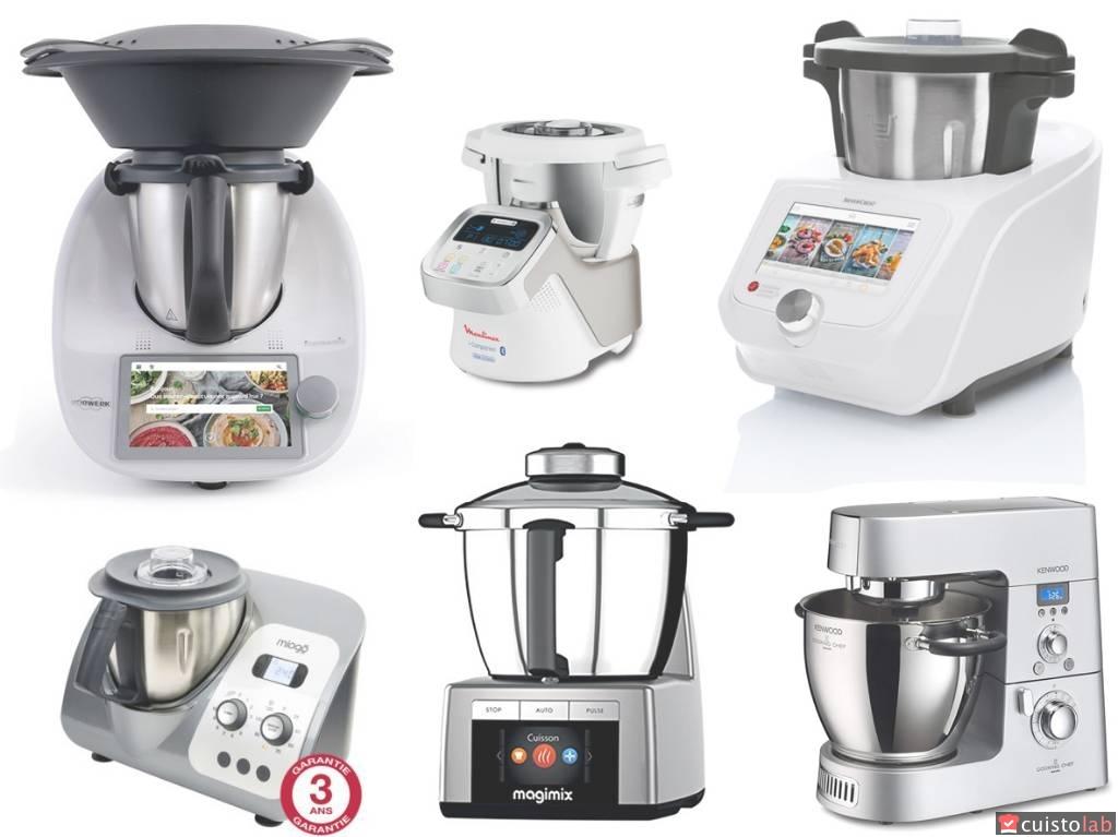 Super comparatif : quel robot cuiseur choisir pour la