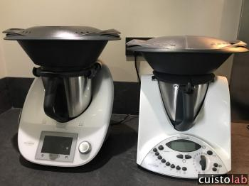 avis thermomix tm5 de vorwerk test de produit et prix cuistolab. Black Bedroom Furniture Sets. Home Design Ideas