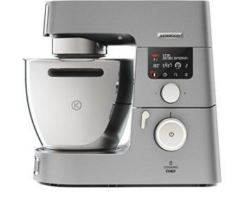 Avis Robot De Cuisine Cooking Chef Gourmet Kcc9060s De Kenwood