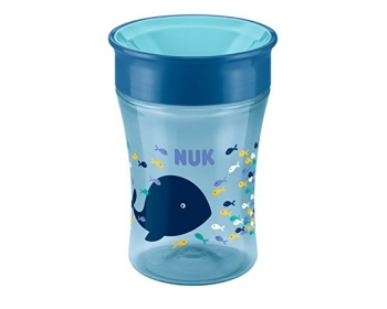 NUK Magic 360 ° Tasses 230 ml 8 mois