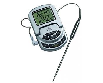 Avis Thermometre De Cuisson Pro Avec Alarme Et Sonde Amovible De