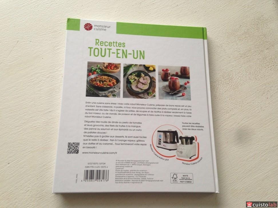 Recettes Tout En Un Monsieur Cuisine