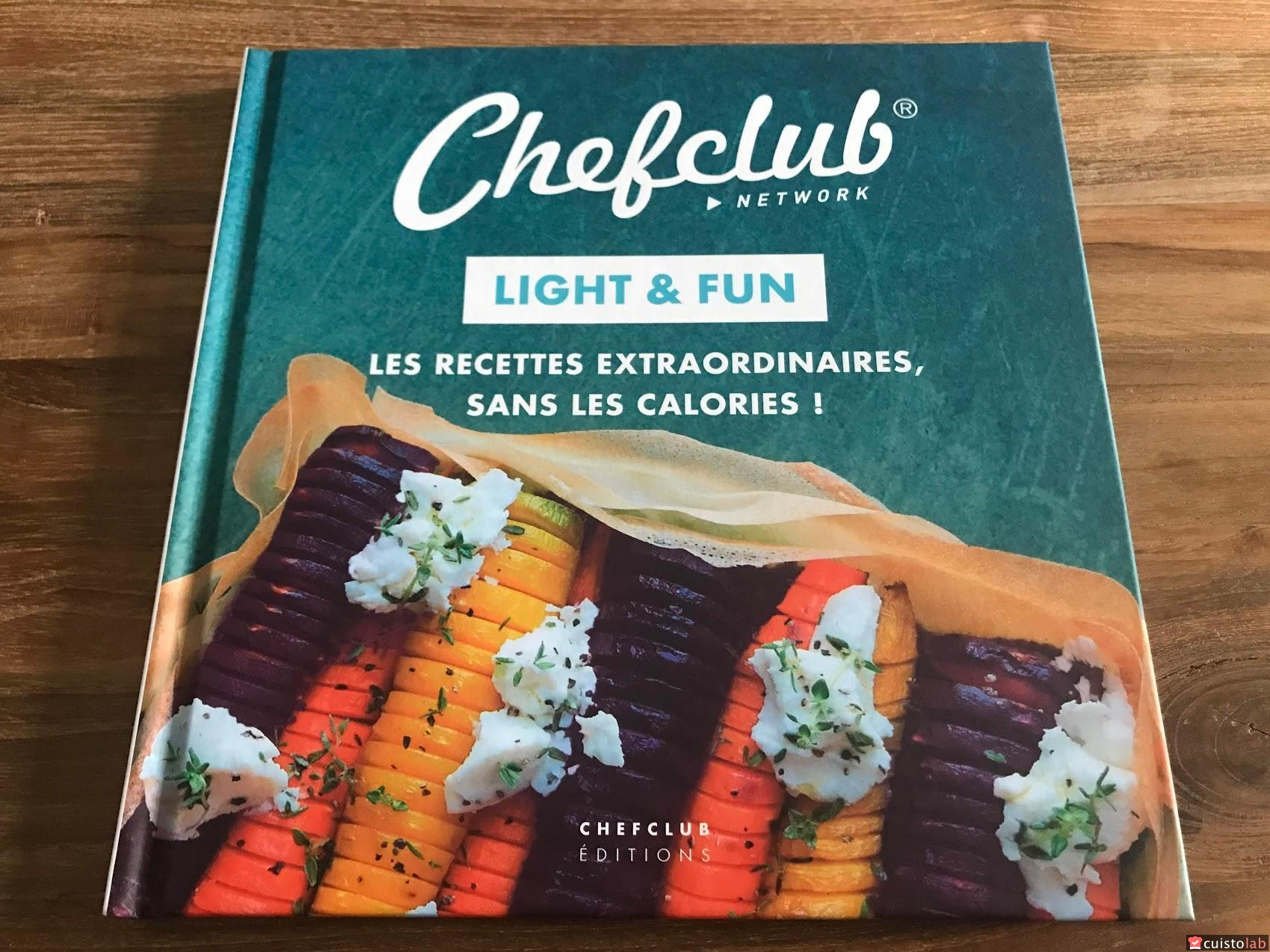 Le Coffret Chefclub Sucre Light Fun Apero
