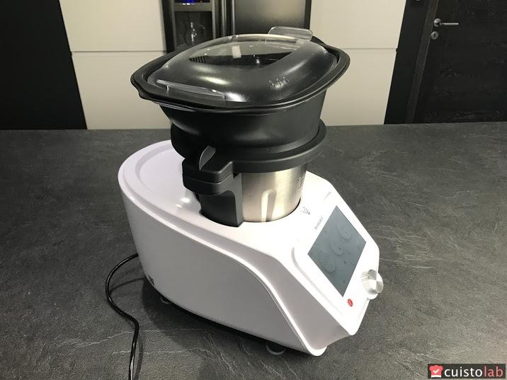 Avis Monsieur Cuisine Connect Silvercrest Lidl Test Et Prix