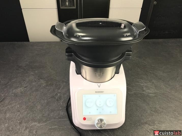monsieur cuisine connect silvercrest lidl