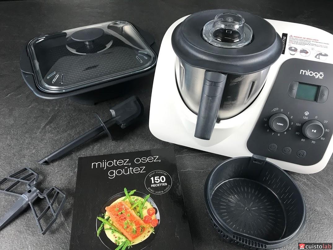 Avis Robot Cuiseur Miogo Maestro De Boulanger Test Et Prix